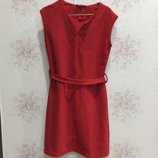 Dress Merah Natal