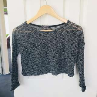 Mirrou - CROP TOP