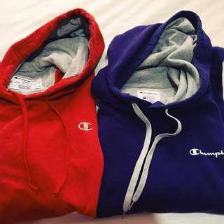 BUNDLE CHAMPION HOODIES