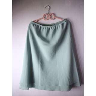 🌸midi skirt