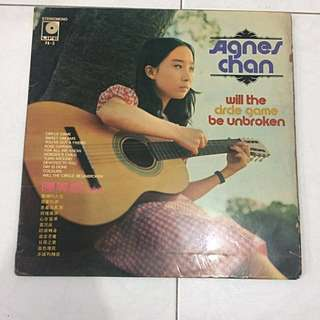 Vinyl Records - Agnes Chan