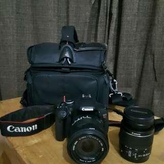 Canon 600d / Rebel T3i