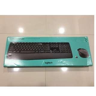 MK345 Logitech wireless keyboard and mouse combo