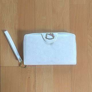 Authentic Hello Kitty White Purse