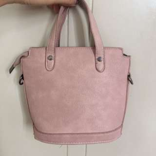 Small Body Bag (Dirty Pink)