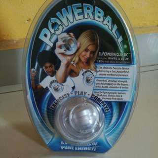 Power ball for muscles building