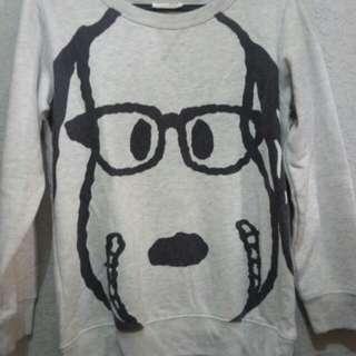 Snoppy sweater