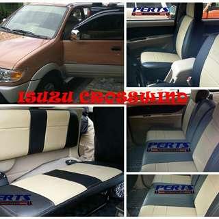 Isuzu Crosswind Seat Cover