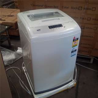 Brand new 8kg washing machine for sale