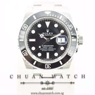 Brand New Rolex Submariner Date 116610LN