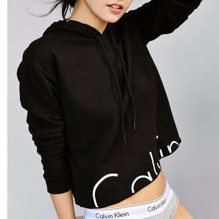 Calvin Klein Cropped Sweater