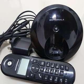 Motorola Codeless Phone
