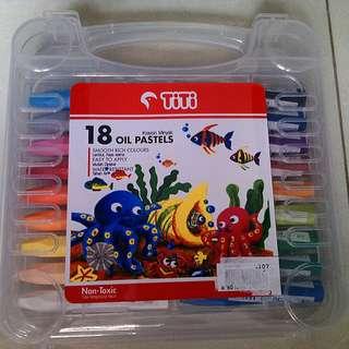 crayon isi 18