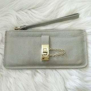 Dompet Kulit Grey