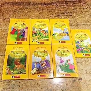Children's story reader series level 1