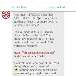 HIGHLY RATED SELLER - 4TH TIME! Thank youuu ❤