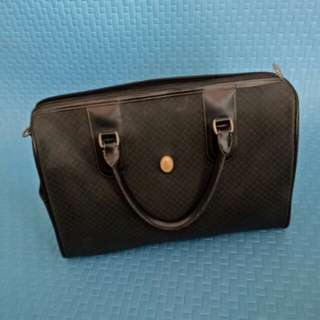 black square big bag