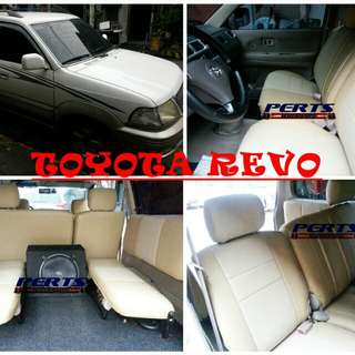 Toyota Revo Seat Cover