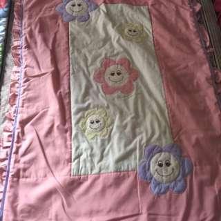 Baby crib sheet