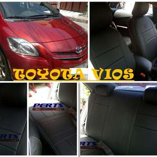 Toyota Vios Seat Cover