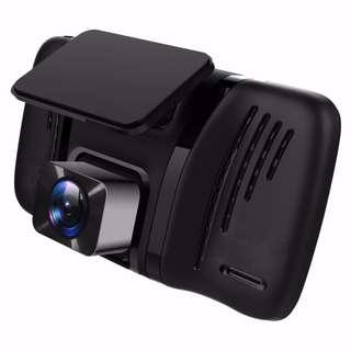 高清輕觸式行車記錄儀 雙鏡頭 車CAM Touch Mon 高清 4吋特大顯示屏 全新