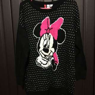 Oversized Minnie Sweater
