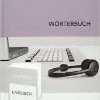 Worterbuch Englisch translation book