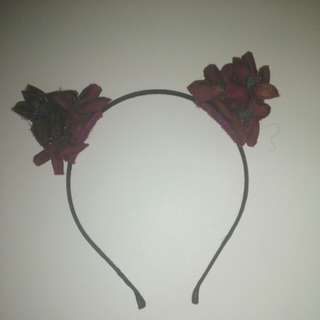 Flower cat Ears