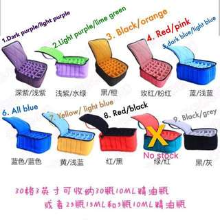 Essential oil storage bag (30pcs) suitable for 5ml, 10ml and 15ml