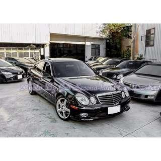M-Benz W211 E350 AMG (找錢增貸 低利率 0頭款 強力過件!!!)