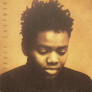 Vg+2 copies avail -Tracy chapman self titled uk euro press88 vinyl record pop singer soul