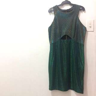 REPRICED Topshop Mermaid-like dress