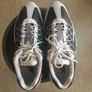 Nike airmax ultra jacquard size 10