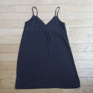 Local brand COTTONINK black outer/dress