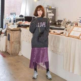 [超仙超靚]韓國女裝品牌migunstyle長裙(4色)