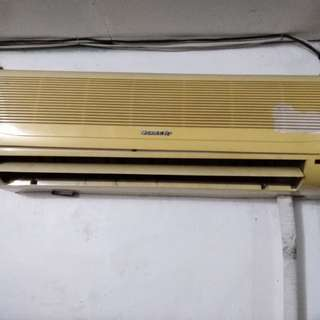 Split-type aircon