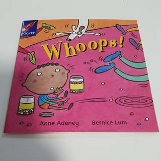 Whoops Josie and the Bully I can't open it - 3 books bundle