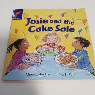 Feelings What a Catch Josie and the Cake Sale - 3 books bundle