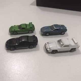 LOTUS Europa Diecast Cars 1/100 Japan