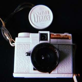Diana mini . Lomography