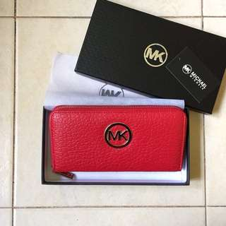 NA Red MK Wallet *reduced*