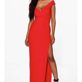 Red Formal / Prom Dress