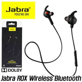 Jabra Rox Wireless for iphone & android bluetooth earphone
