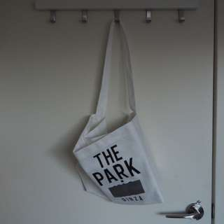 The Parking Ginza Tote Bag