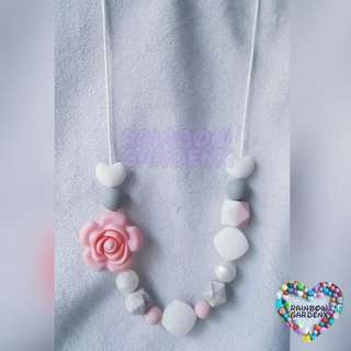 Beads Necklace / Teething Necklace