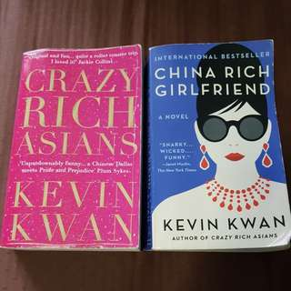 Crazy Rich Asians, China Rich Girlfriend, Rich People Problems