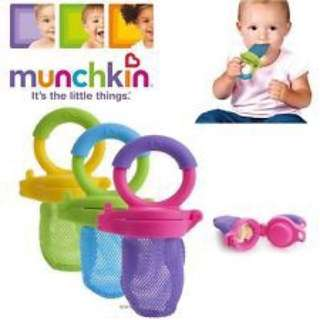 Munchkin food feeder