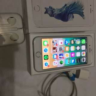Iphone 6s 64gb Globelock Silver