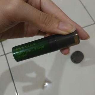 Innisfree greentea seed serum travel size
