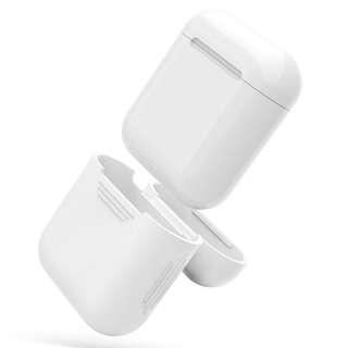 NEW (White) Silicon Case for Apple Airpod